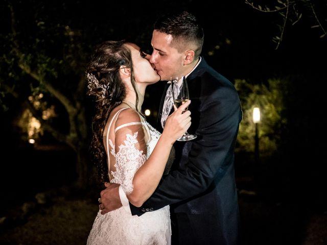 Il matrimonio di Gianluca e Valentina a Canepina, Viterbo 147