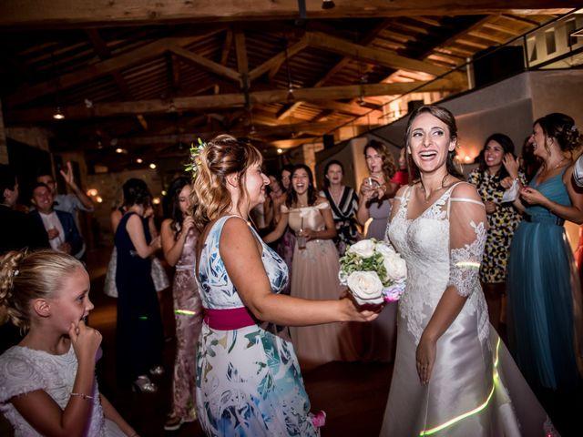 Il matrimonio di Gianluca e Valentina a Canepina, Viterbo 151