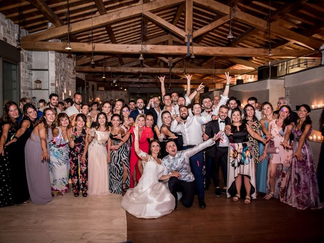 Il matrimonio di Gianluca e Valentina a Canepina, Viterbo 152