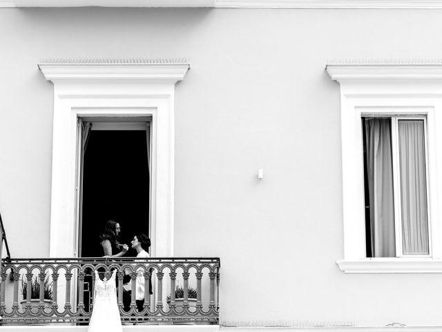Il matrimonio di Arcangelo e Ina a Foggia, Foggia 15