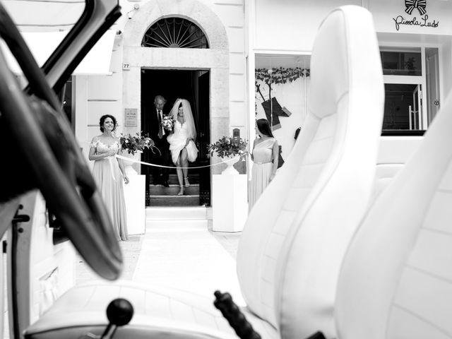 Il matrimonio di Arcangelo e Ina a Foggia, Foggia 25