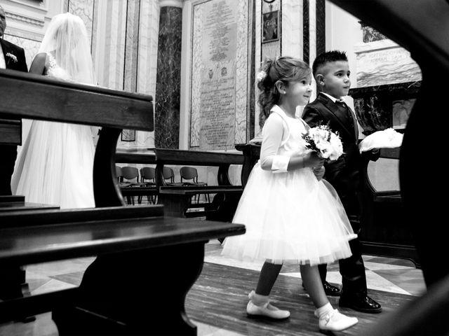Il matrimonio di Arcangelo e Ina a Foggia, Foggia 28