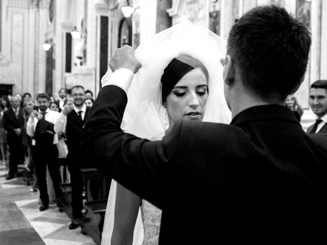 Il matrimonio di Arcangelo e Ina a Foggia, Foggia 29