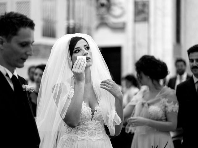 Il matrimonio di Arcangelo e Ina a Foggia, Foggia 30