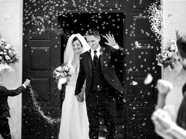 Il matrimonio di Arcangelo e Ina a Foggia, Foggia 33