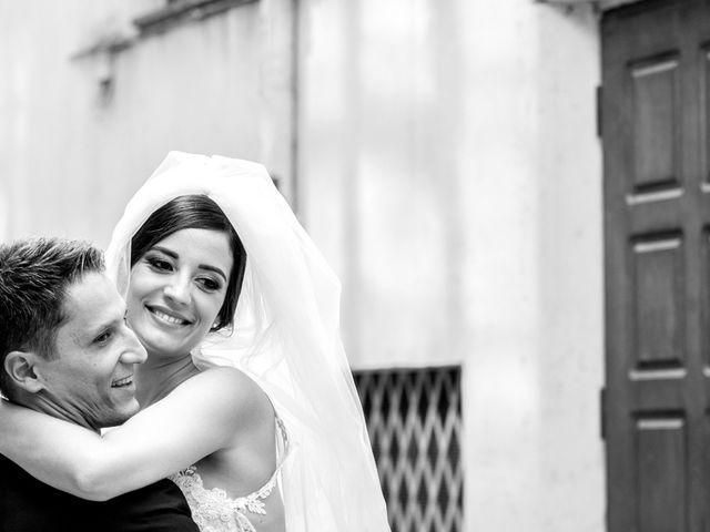 Il matrimonio di Arcangelo e Ina a Foggia, Foggia 36