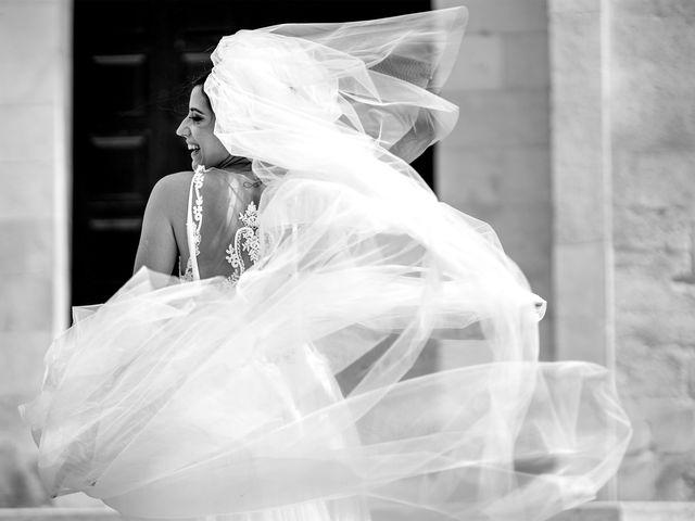Il matrimonio di Arcangelo e Ina a Foggia, Foggia 39