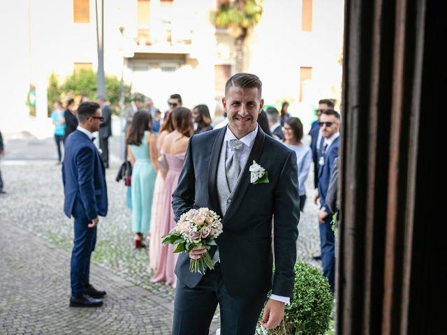Il matrimonio di Stefano e Francesca a Castegnato, Brescia 27
