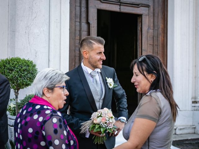 Il matrimonio di Stefano e Francesca a Castegnato, Brescia 28