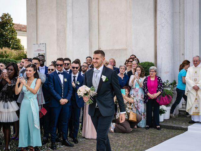 Il matrimonio di Stefano e Francesca a Castegnato, Brescia 31