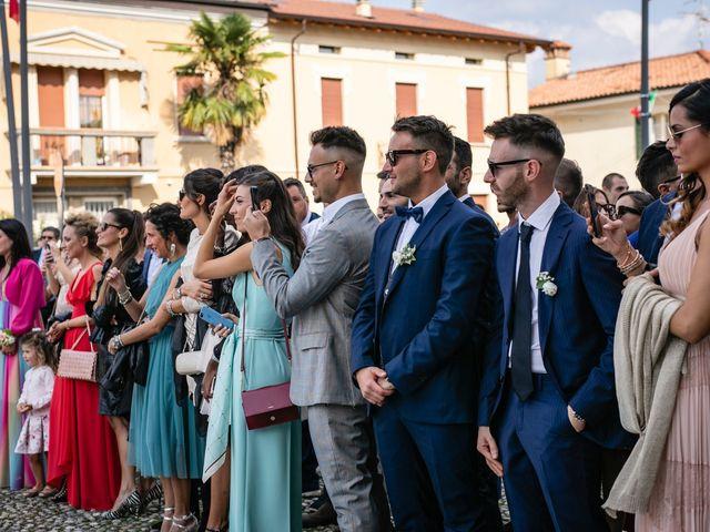 Il matrimonio di Stefano e Francesca a Castegnato, Brescia 32