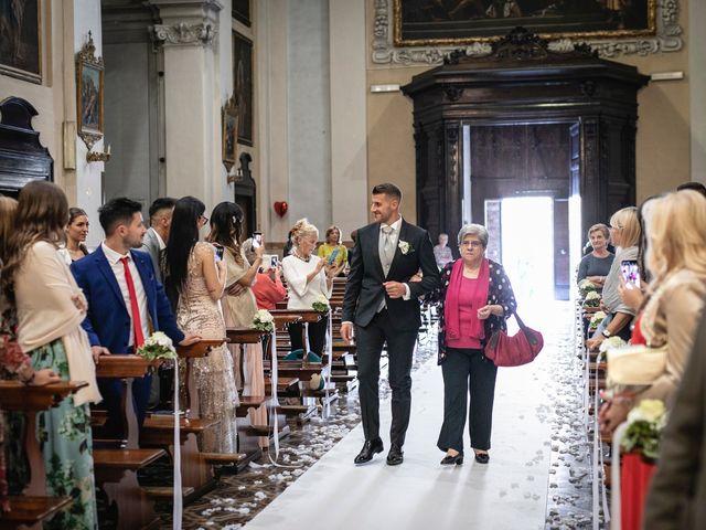 Il matrimonio di Stefano e Francesca a Castegnato, Brescia 34