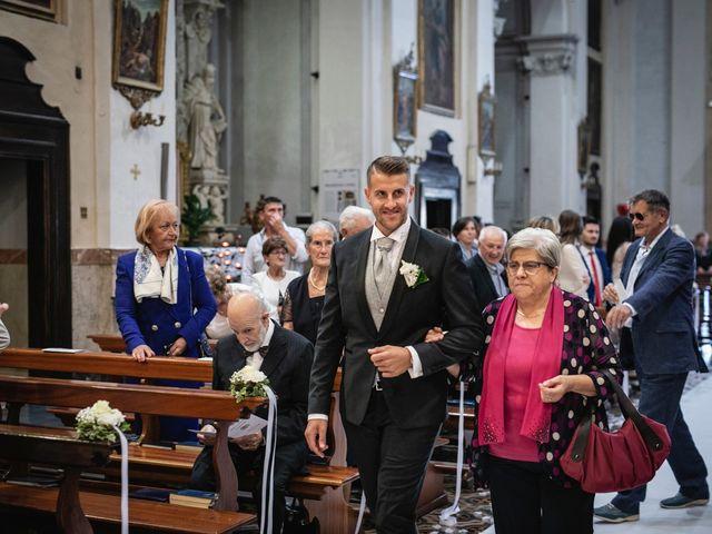 Il matrimonio di Stefano e Francesca a Castegnato, Brescia 35