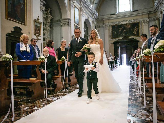 Il matrimonio di Stefano e Francesca a Castegnato, Brescia 36