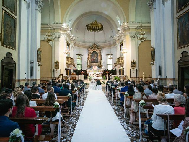 Il matrimonio di Stefano e Francesca a Castegnato, Brescia 38