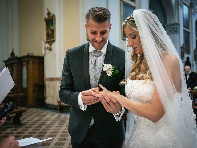 Il matrimonio di Stefano e Francesca a Castegnato, Brescia 39