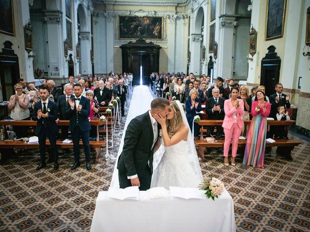 Il matrimonio di Stefano e Francesca a Castegnato, Brescia 40