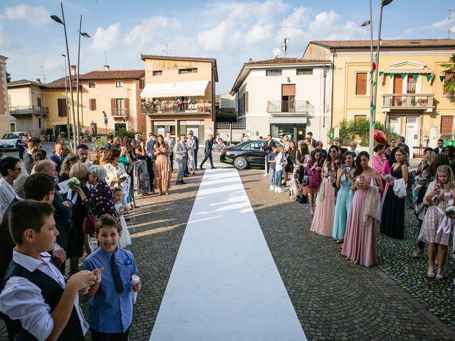 Il matrimonio di Stefano e Francesca a Castegnato, Brescia 41