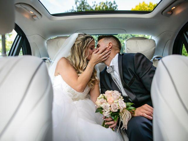 Il matrimonio di Stefano e Francesca a Castegnato, Brescia 45