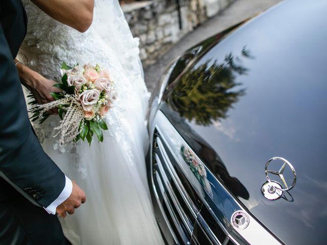 Il matrimonio di Stefano e Francesca a Castegnato, Brescia 2
