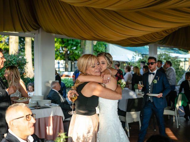 Il matrimonio di Stefano e Francesca a Castegnato, Brescia 47