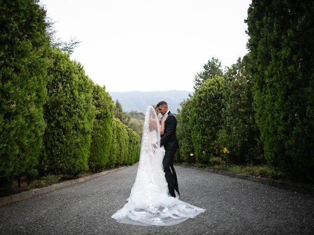 Il matrimonio di Stefano e Francesca a Castegnato, Brescia 51