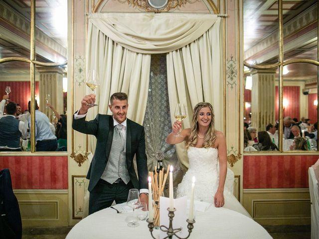 Il matrimonio di Stefano e Francesca a Castegnato, Brescia 54