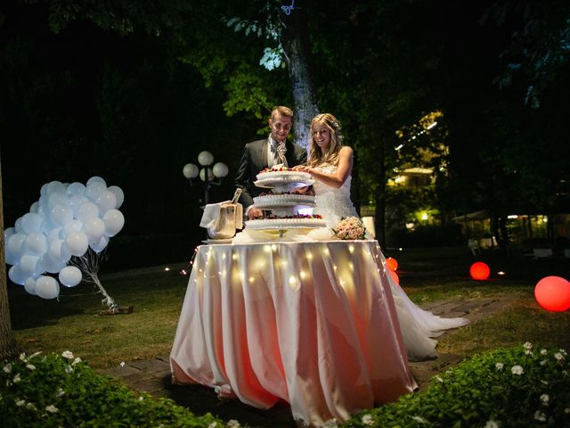 Il matrimonio di Stefano e Francesca a Castegnato, Brescia 56
