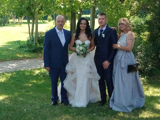 Le nozze di Mihaela e Alberto