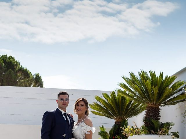 Il matrimonio di Gianluca  e Carmen a Pompei, Napoli 2