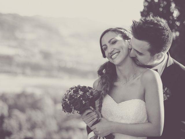 Il matrimonio di Monica e Samuele a Brisighella, Ravenna 5