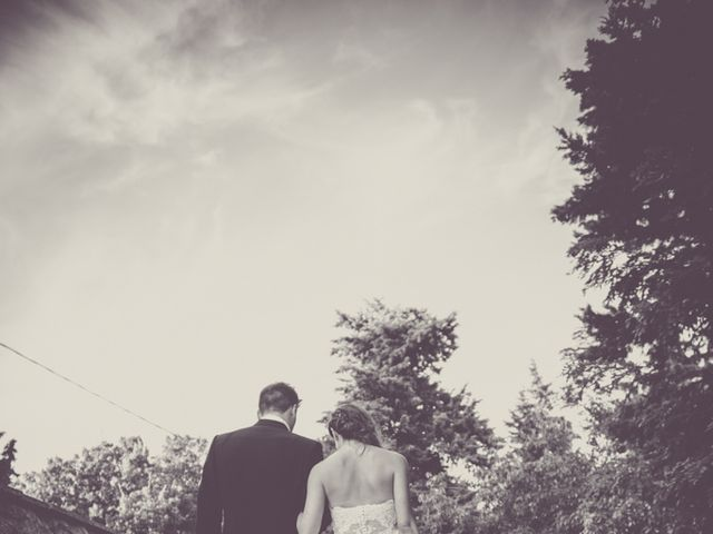 Il matrimonio di Monica e Samuele a Brisighella, Ravenna 7