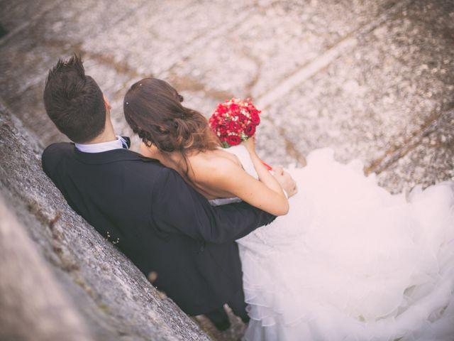 Il matrimonio di Monica e Samuele a Brisighella, Ravenna 8