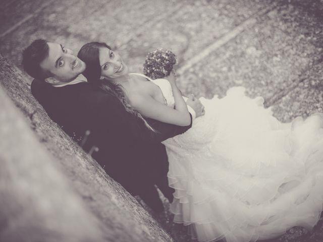 Il matrimonio di Monica e Samuele a Brisighella, Ravenna 10