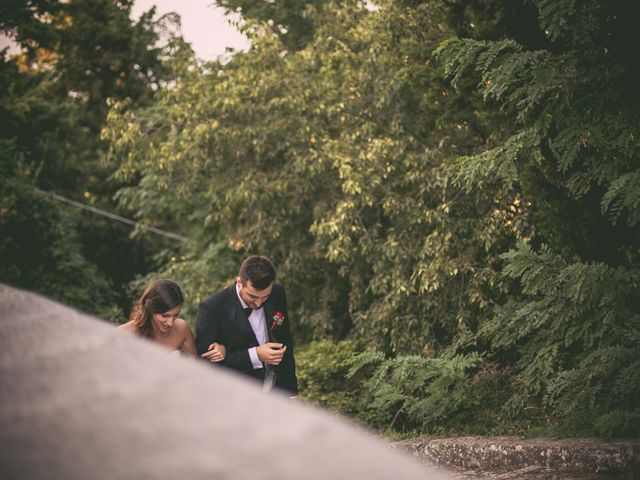 Il matrimonio di Monica e Samuele a Brisighella, Ravenna 11