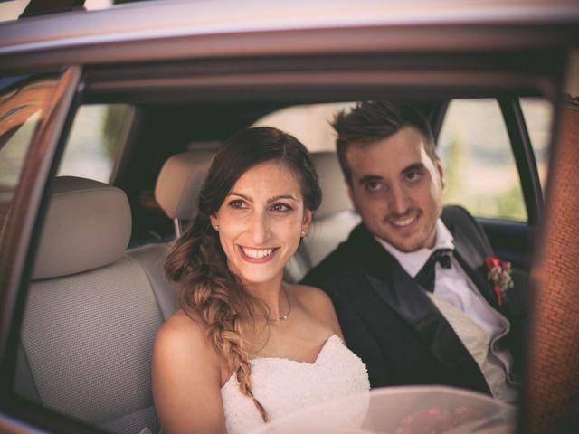 Il matrimonio di Monica e Samuele a Brisighella, Ravenna 14