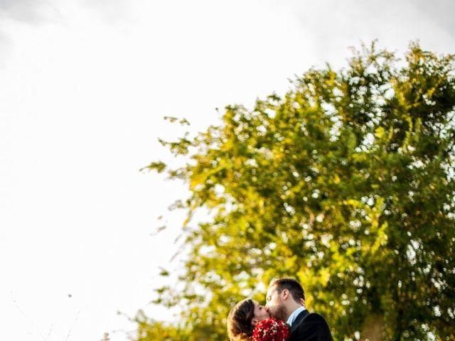 Il matrimonio di Monica e Samuele a Brisighella, Ravenna 15