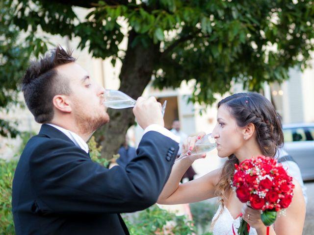 Il matrimonio di Monica e Samuele a Brisighella, Ravenna 22