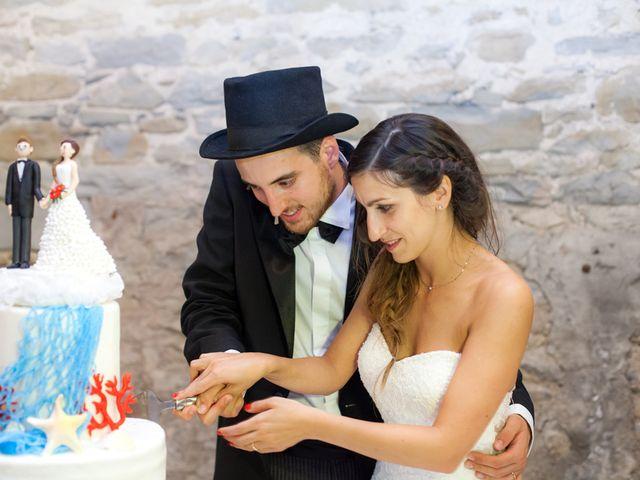 Il matrimonio di Monica e Samuele a Brisighella, Ravenna 44