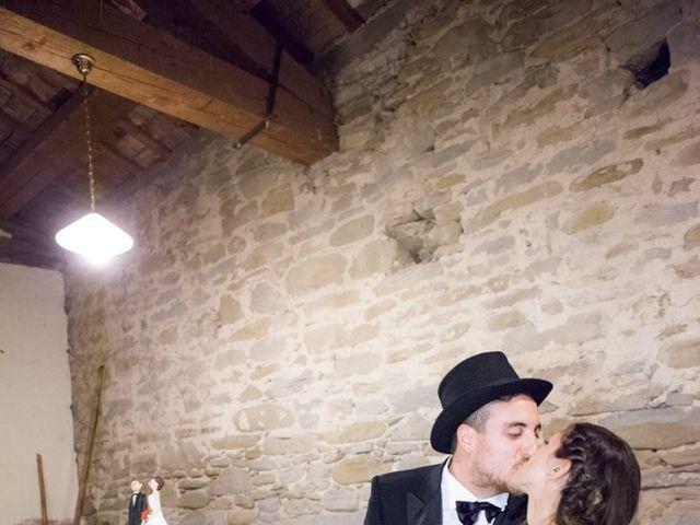 Il matrimonio di Monica e Samuele a Brisighella, Ravenna 45