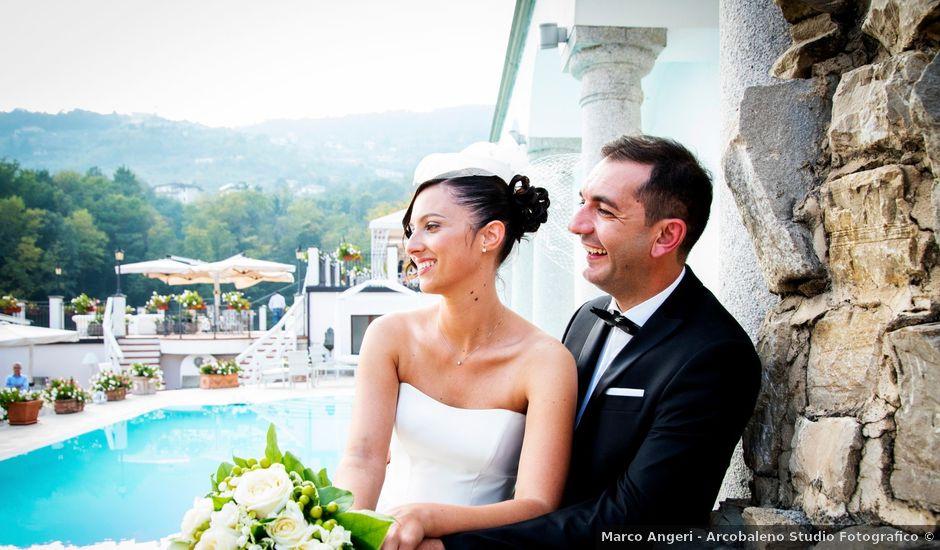 Il matrimonio di Daniele e Michela a Castel Rozzone, Bergamo