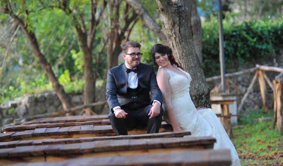 Il matrimonio di Andrea e Serena a Sarno, Salerno