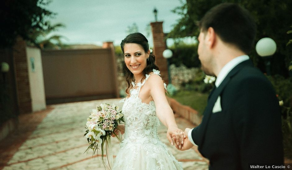 Il matrimonio di Alessio e Ilaria a Caltanissetta, Caltanissetta
