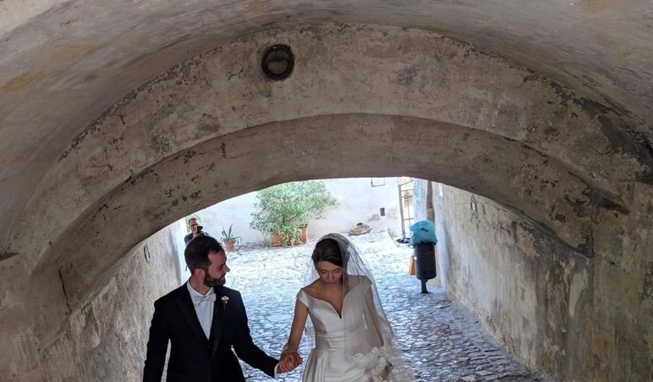 Il matrimonio di Manuela  e Diego a Matera, Matera