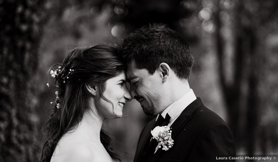 Il matrimonio di Giuseppe e Erika a Mortara, Pavia