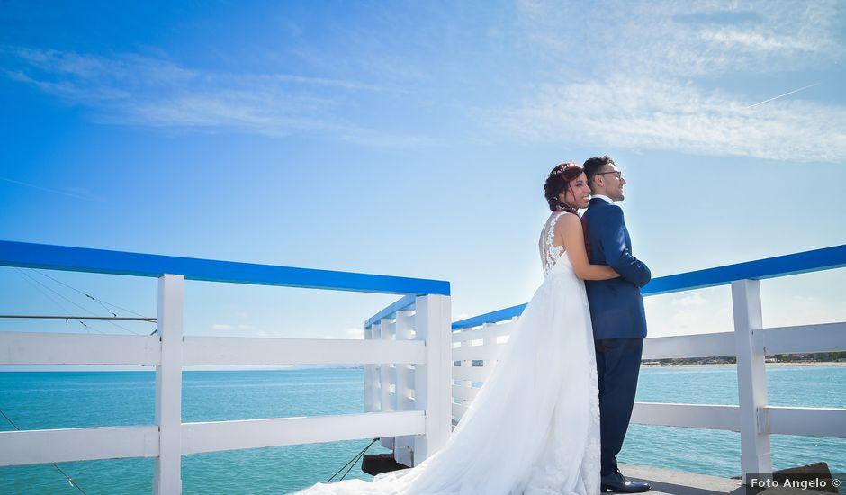 Il matrimonio di David e Valentina a Alba Adriatica, Teramo