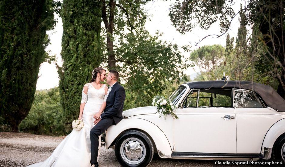 Il matrimonio di Gianluca e Valentina a Canepina, Viterbo