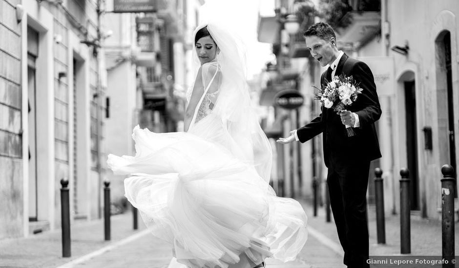 Il matrimonio di Arcangelo e Ina a Foggia, Foggia
