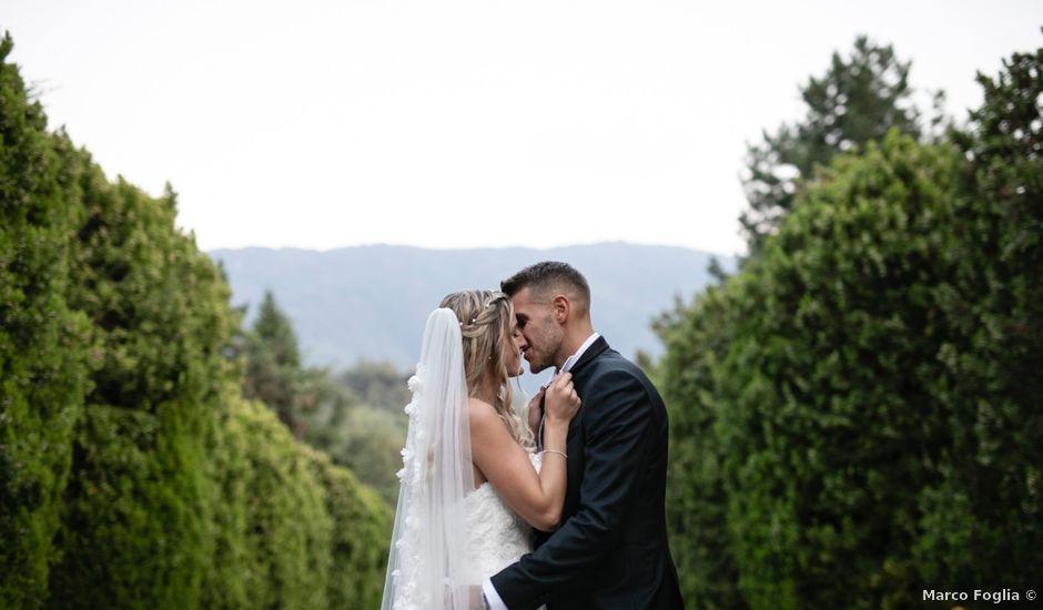 Il matrimonio di Stefano e Francesca a Castegnato, Brescia