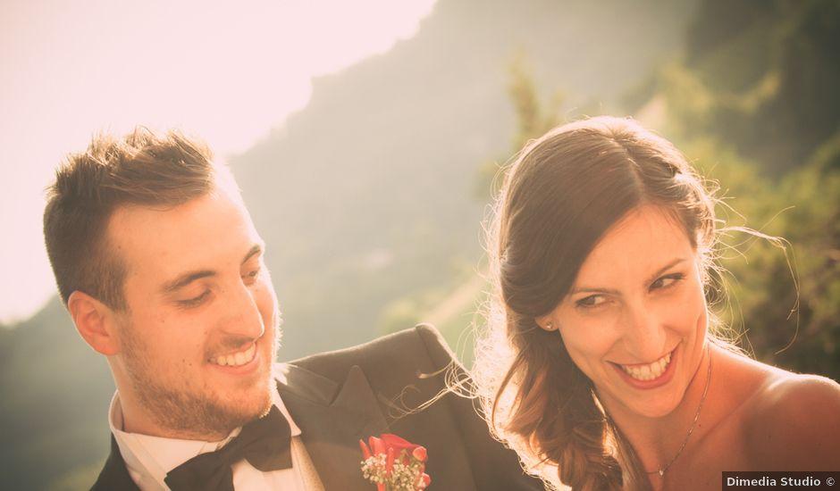 Il matrimonio di Monica e Samuele a Brisighella, Ravenna